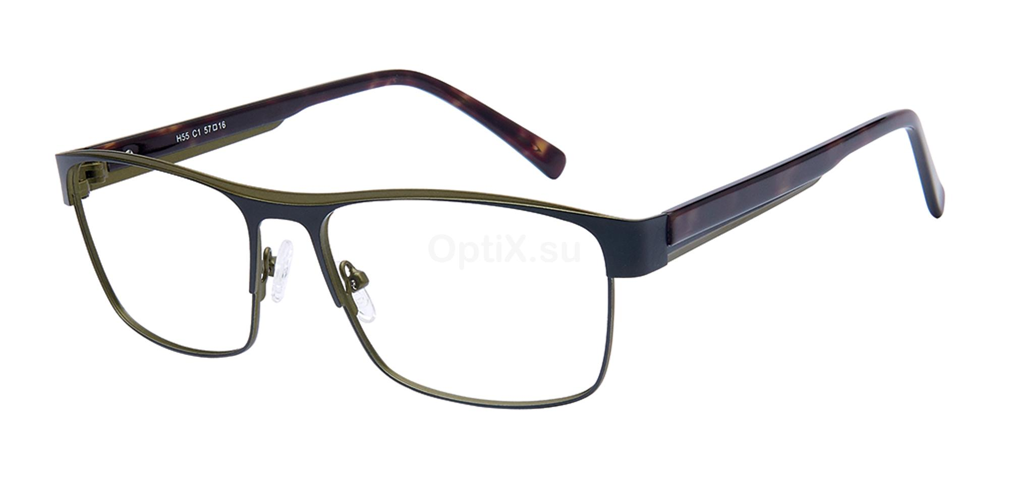 C1 H055 Glasses, Halstrom