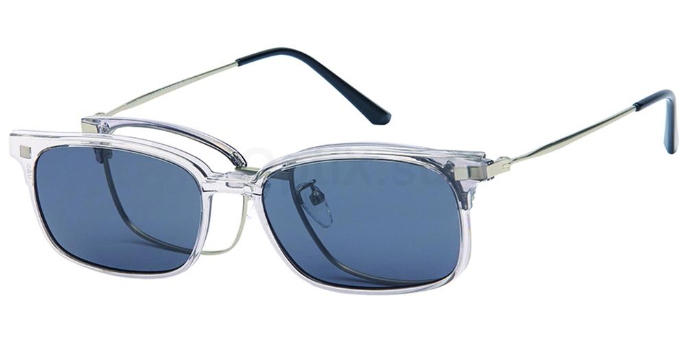 C1 LC107- with Clip On Glasses, London Club