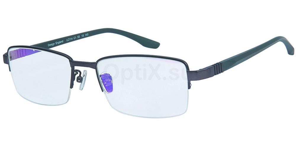 C1 LC114 Glasses, London Club