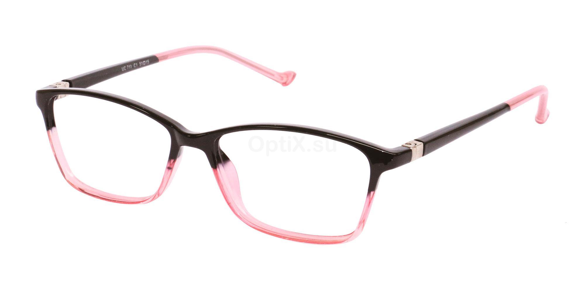 C1 UC711 Glasses, Univo Core