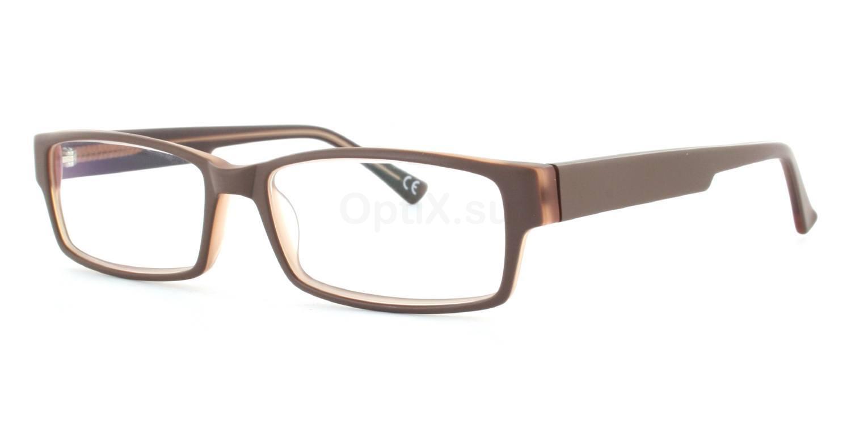 Brown 302 Glasses, Antares