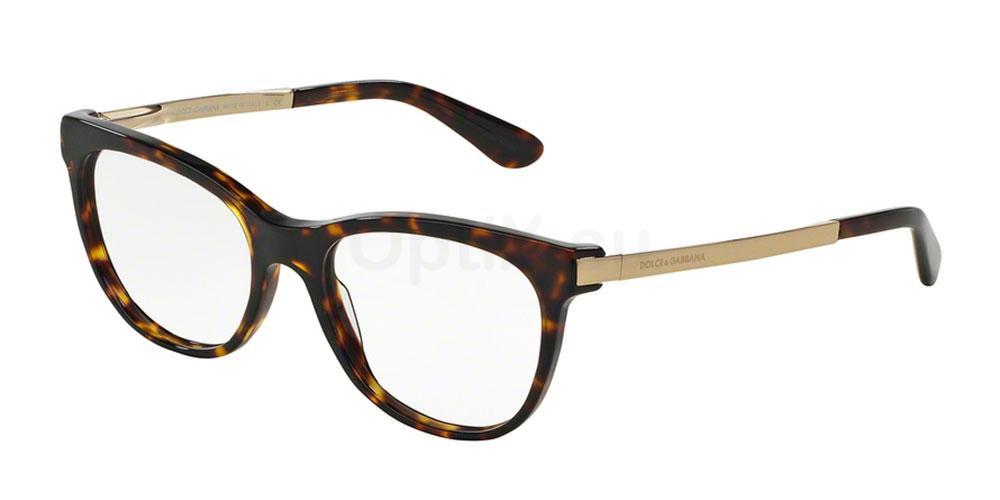 502 DG3234 Glasses, Dolce & Gabbana