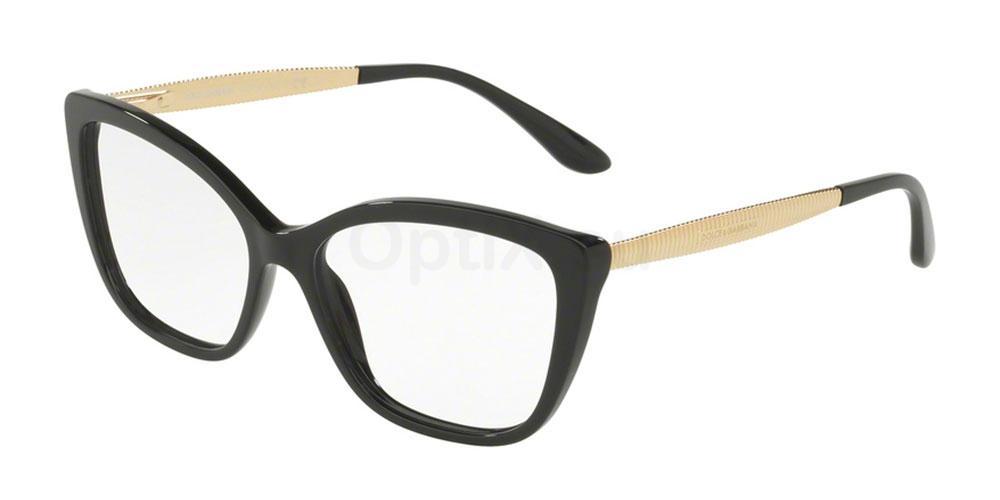 501 DG3280 Glasses, Dolce & Gabbana