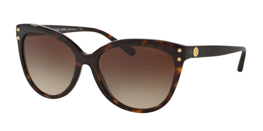 300613 MK2045 JAN Sunglasses, MICHAEL KORS