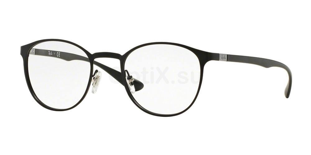 2503 RX6355 Glasses, Ray-Ban