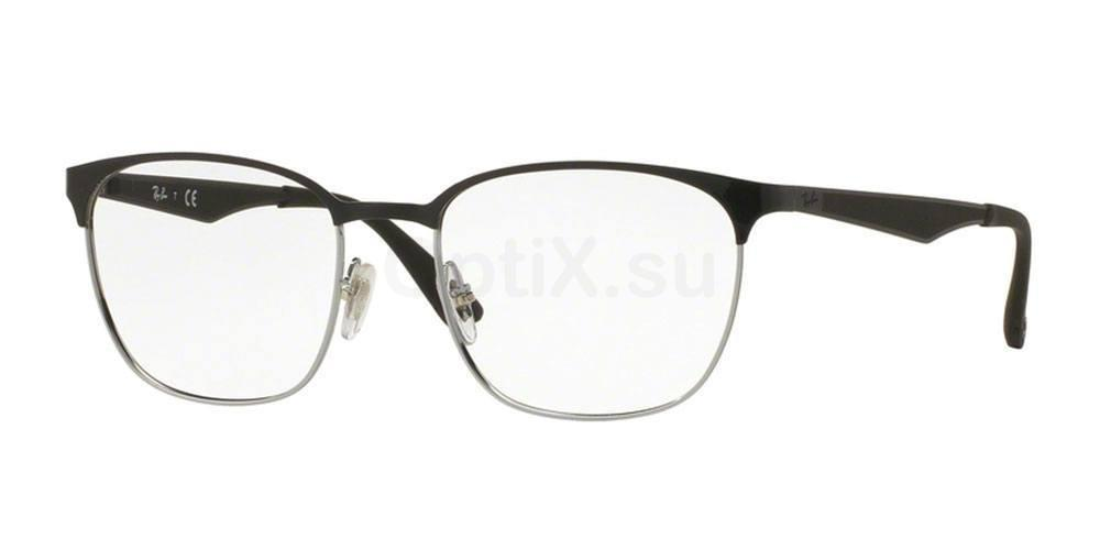 2861 RX6356 Glasses, Ray-Ban