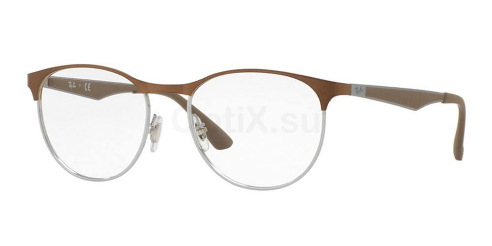 2531 RX6365 Glasses, Ray-Ban