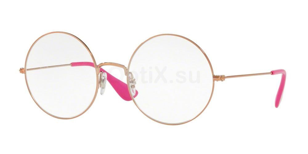 2943 RX6392 Glasses, Ray-Ban