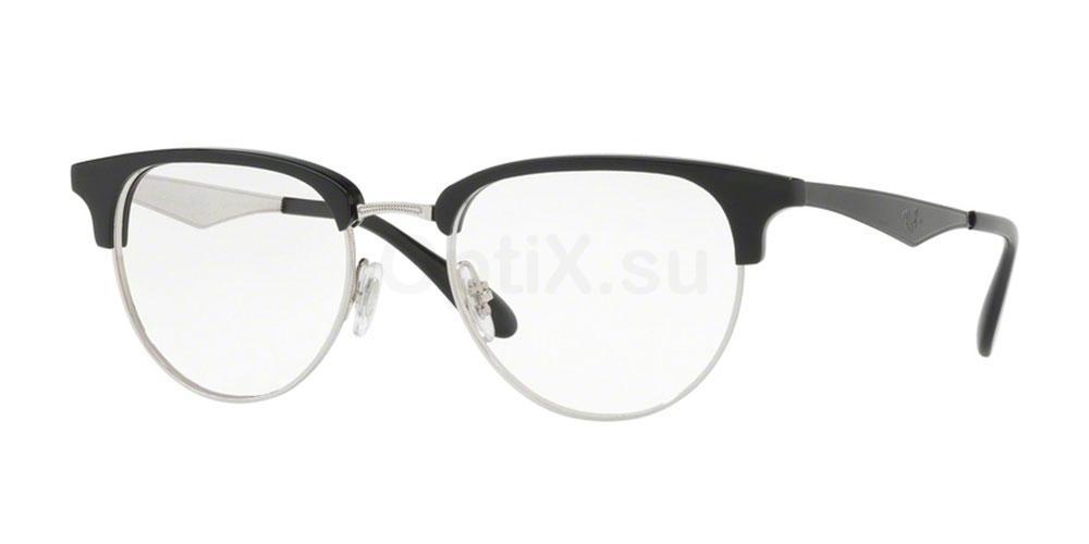 2932 RX6396 Glasses, Ray-Ban