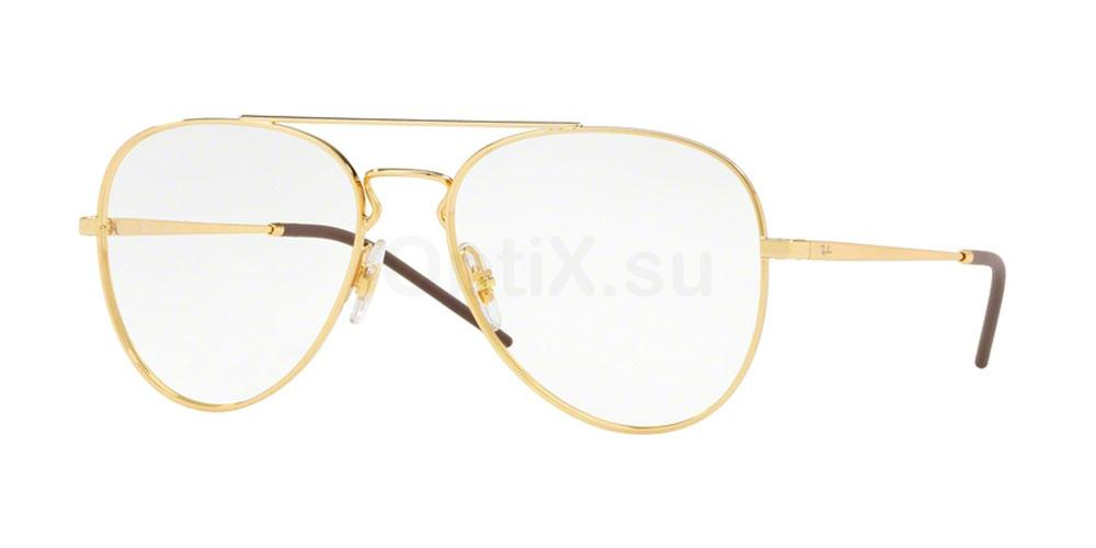 2500 RX6413 Glasses, Ray-Ban