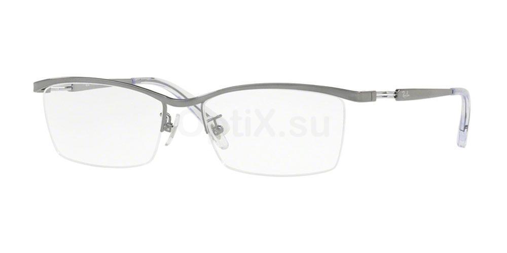 1000 RX8746D Glasses, Ray-Ban