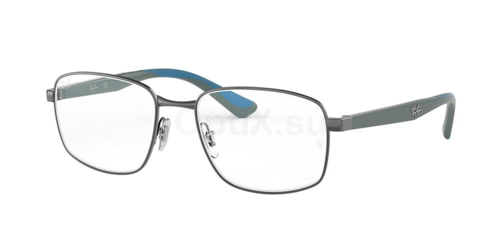2502 RX6423 Glasses, Ray-Ban
