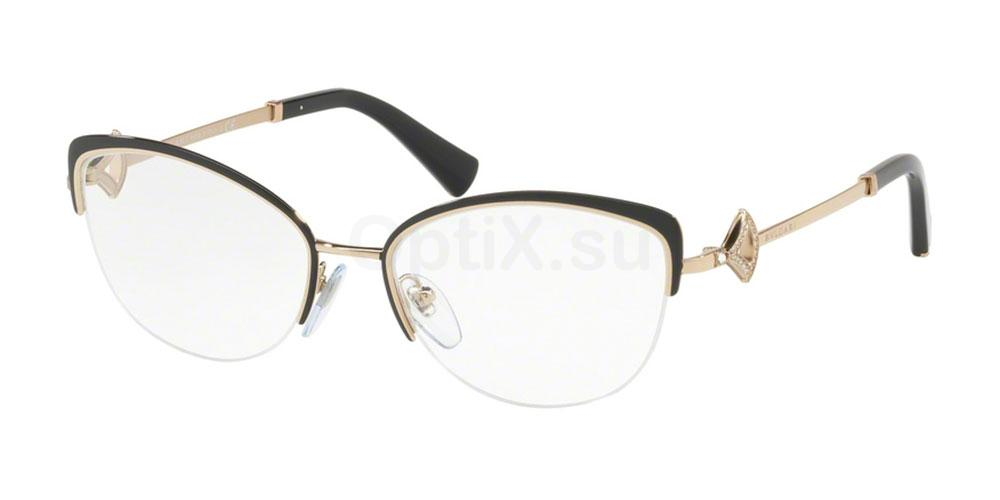 2033 BV2198B Glasses, Bvlgari