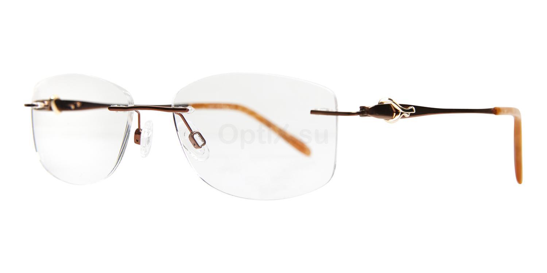 C1 3650 Titanium Glasses, Julian Beaumont