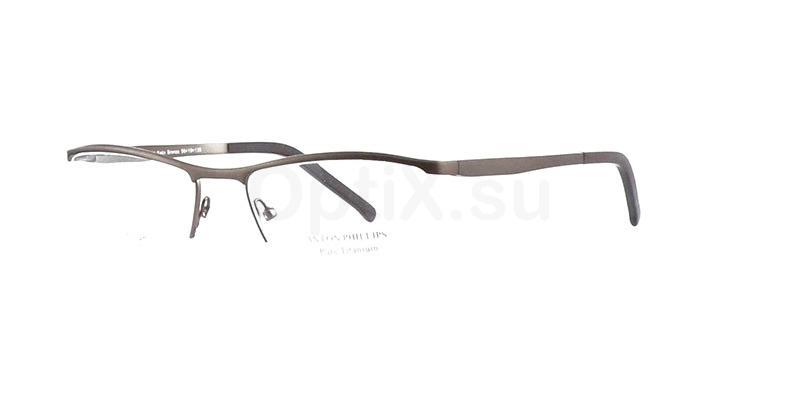 Satin Bronze AP1004 Glasses, Anton Phillips