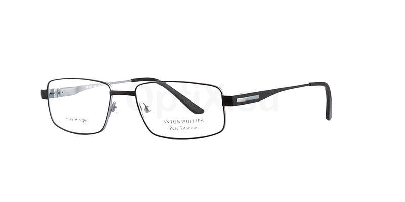 Satin Jet AP1007 Glasses, Anton Phillips