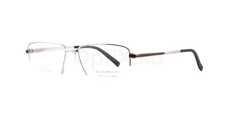 Shiny Gold/Bronze AP1010 Glasses, Anton Phillips