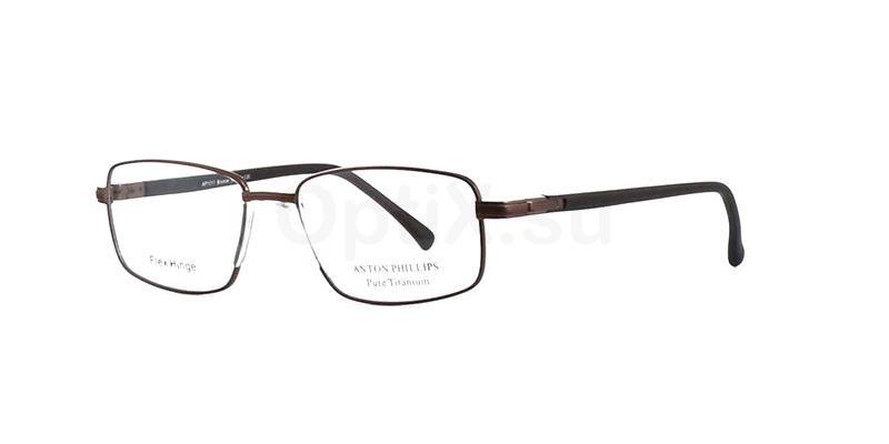 Bronze AP1011 Glasses, Anton Phillips