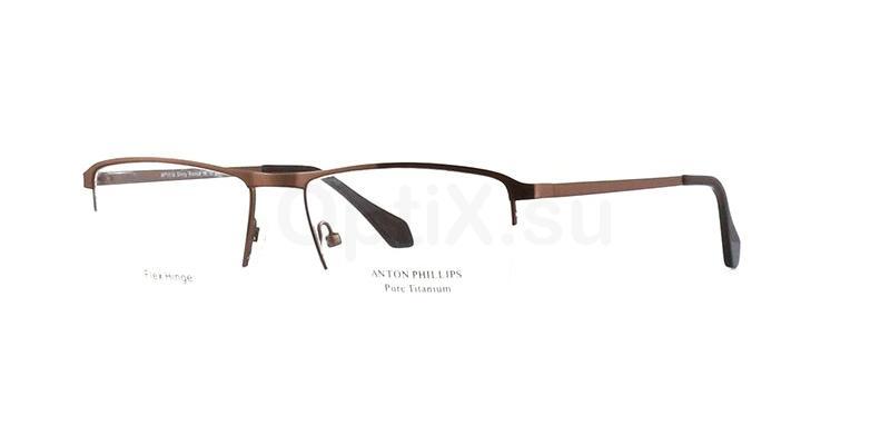 Shiny Bronze AP1018 Glasses, Anton Phillips