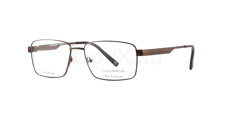 Bronze AP1021 Glasses, Anton Phillips