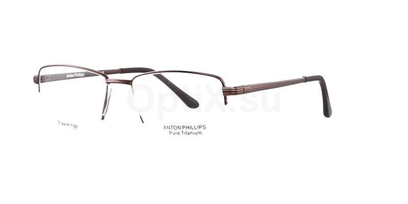 Bronze AP1024 Glasses, Anton Phillips