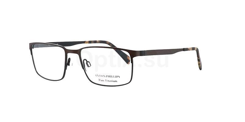 Matt Bronze AP1028 Glasses, Anton Phillips