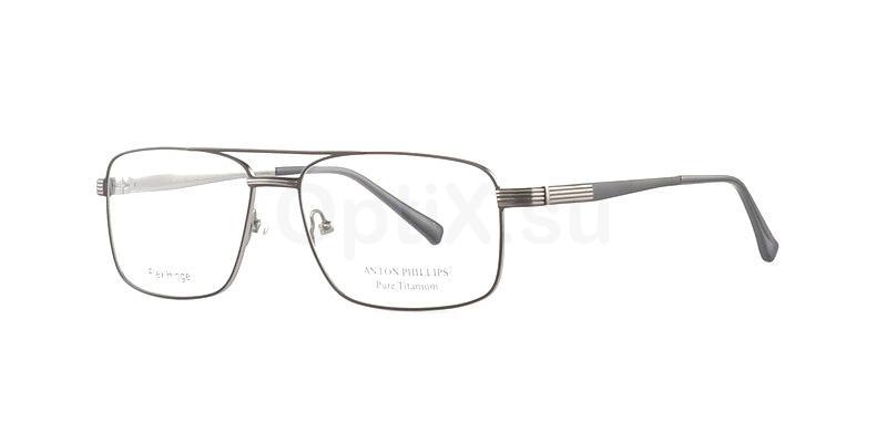 Black/ Gun AP1031 Glasses, Anton Phillips