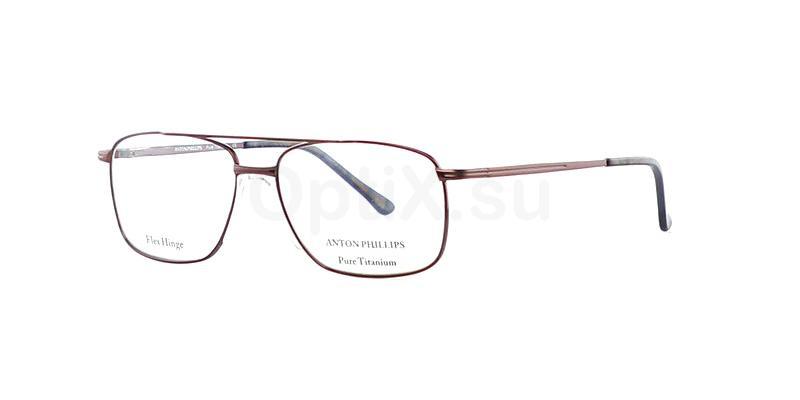 Bronze AP1033 Glasses, Anton Phillips