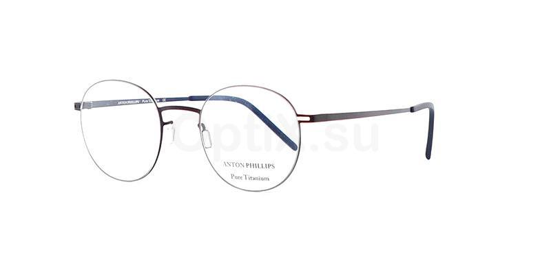 Black AP1035 Glasses, Anton Phillips
