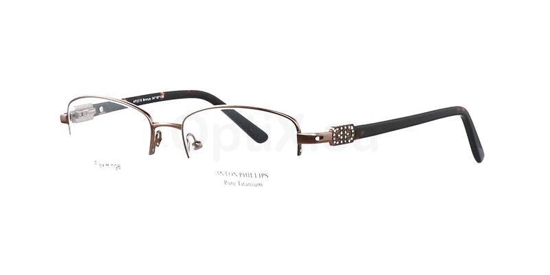 Bronze AP2018 Glasses, Anton Phillips