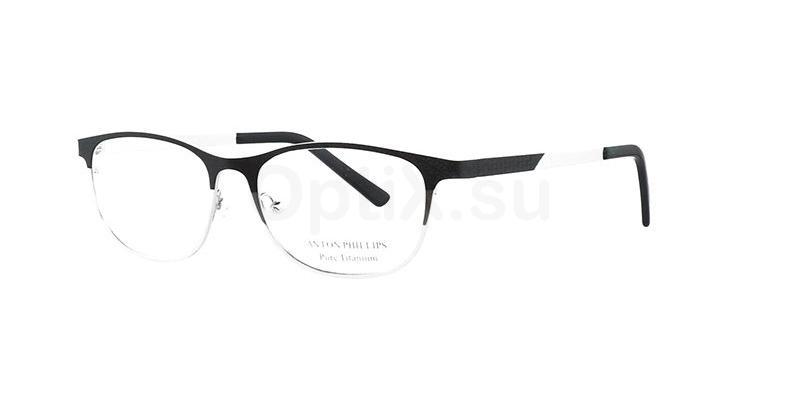 Onyx Silver AP2023 Glasses, Anton Phillips