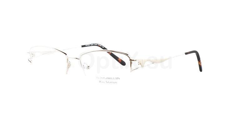 Satin Gold AP2024 Glasses, Anton Phillips