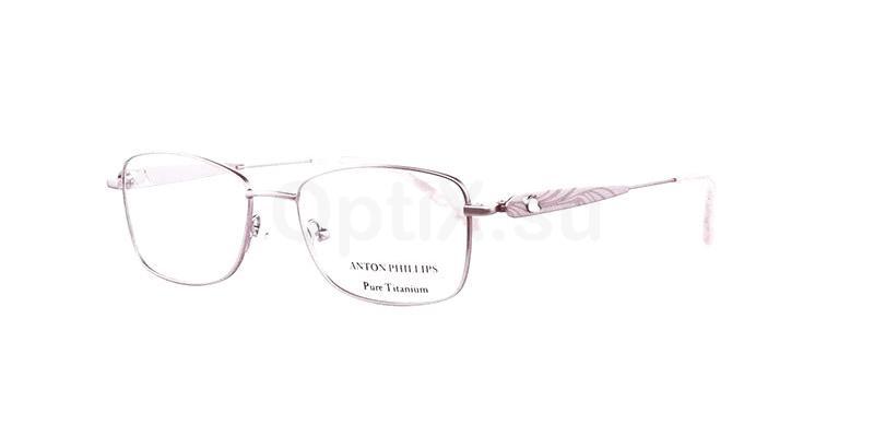 Satin Pink AP2026 Glasses, Anton Phillips