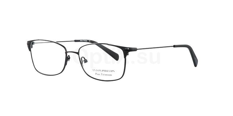 Black AP2029 Glasses, Anton Phillips