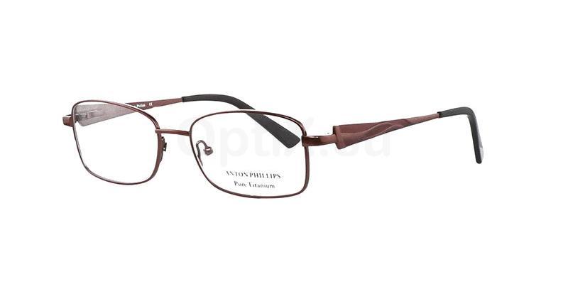 Bronze AP2030 Glasses, Anton Phillips