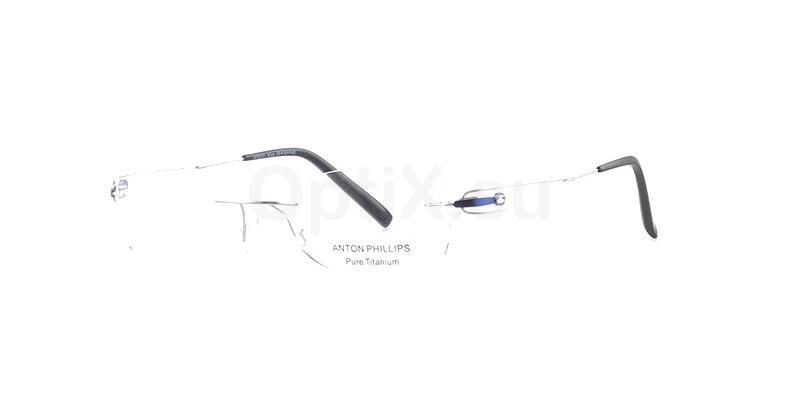 Blue AP2031 Glasses, Anton Phillips