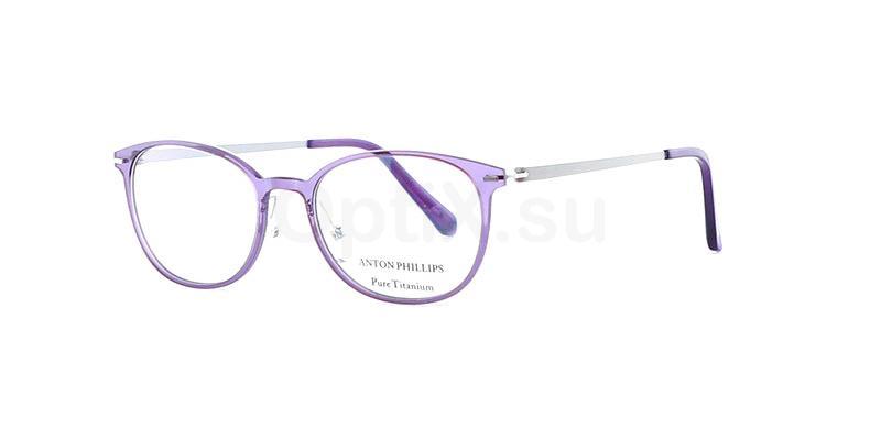 Purple AP2033 Glasses, Anton Phillips