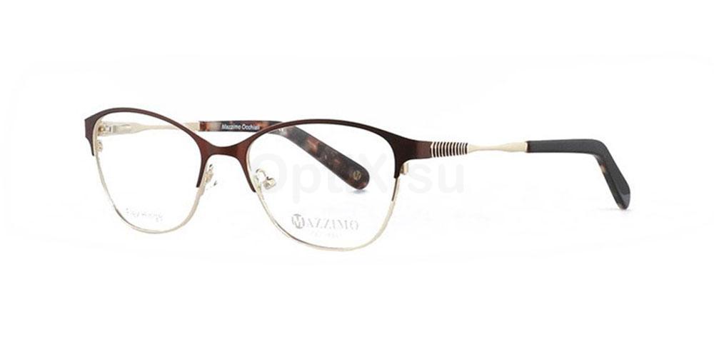 1 MA2233 Glasses, Mazzimo Occhiali