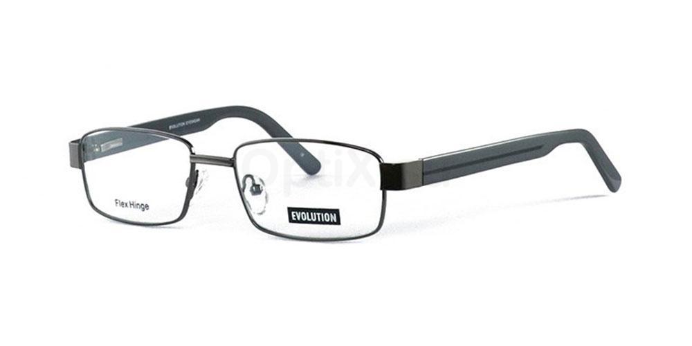 1 EV2043 Glasses, Evolution