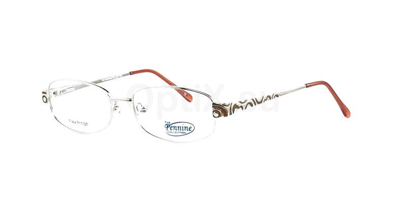 Gold ANNIE Glasses, Pennine Originals