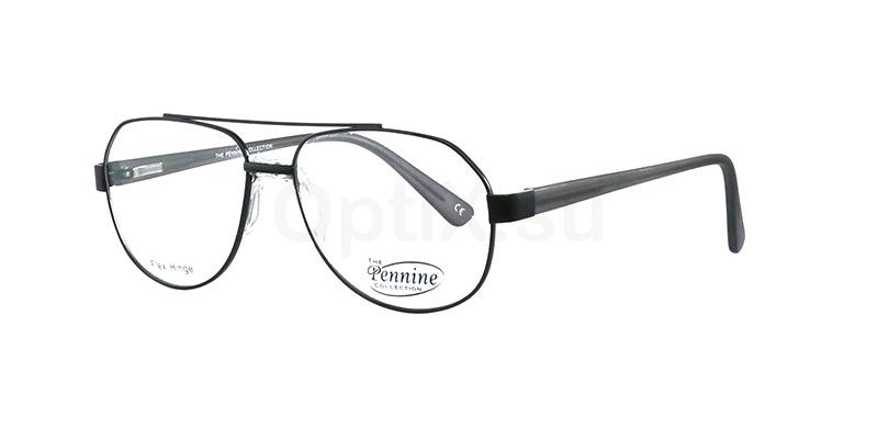Black BURT Glasses, Pennine Originals