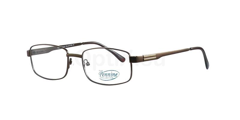 Bronze CAMEO 23 Glasses, Pennine Originals