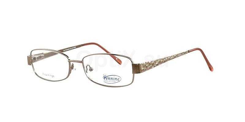 Bronze CHERYL Glasses, Pennine Originals