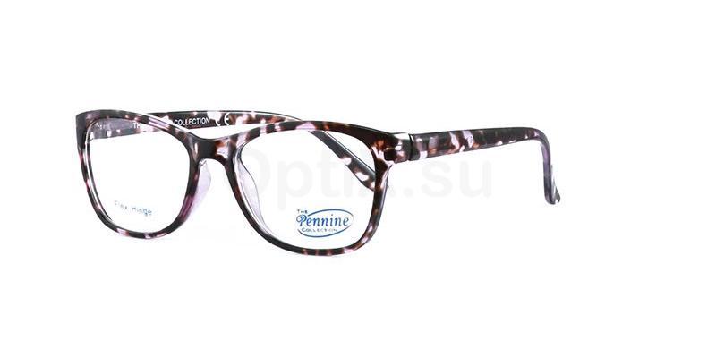 Lilac CLAUDIA Glasses, Pennine Originals