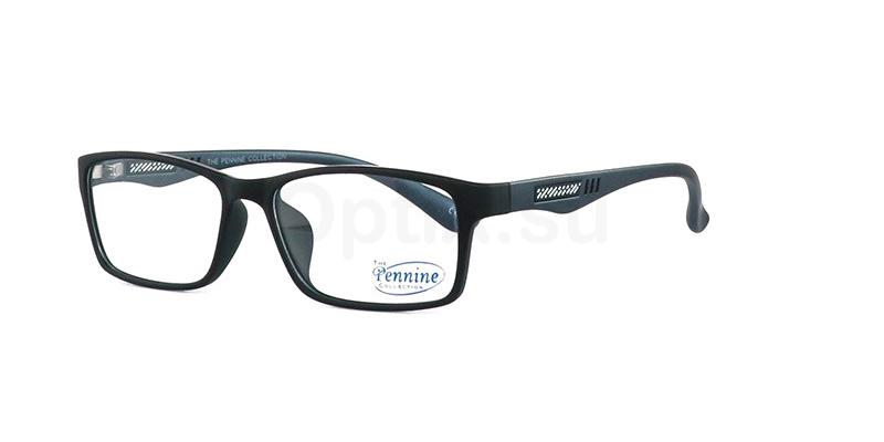 Black DANNY Glasses, Pennine Originals