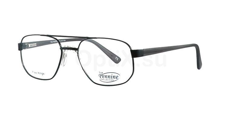 Black ERNIE Glasses, Pennine Originals