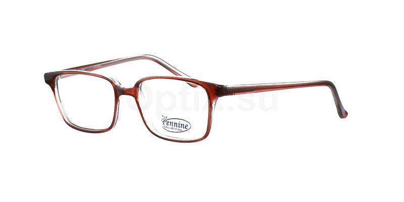 Brown FRANKIE Glasses, Pennine Originals
