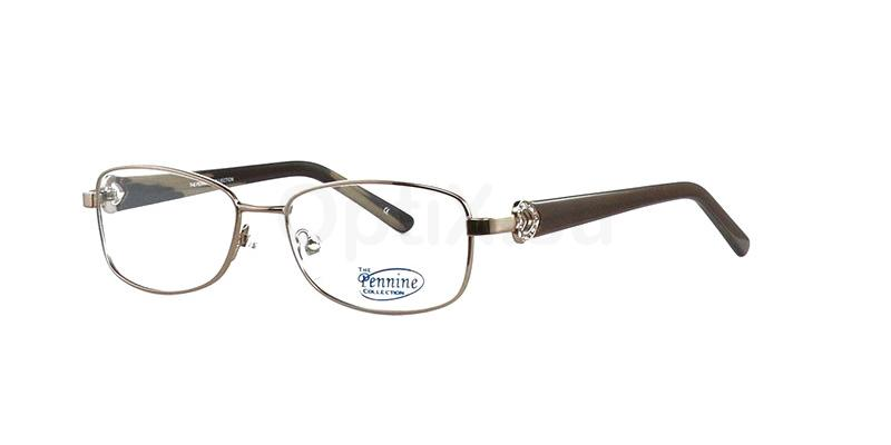 Bronze KATIE Glasses, Pennine Originals
