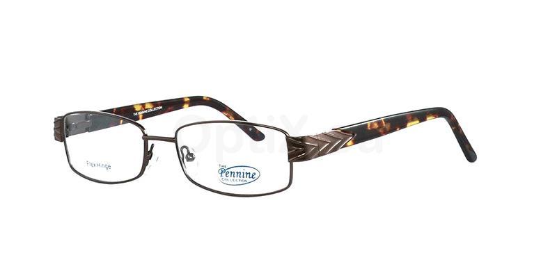 Bronze LAUREN Glasses, Pennine Originals