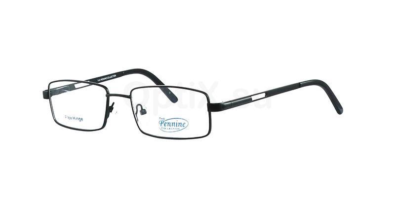 Black MATT Glasses, Pennine Originals